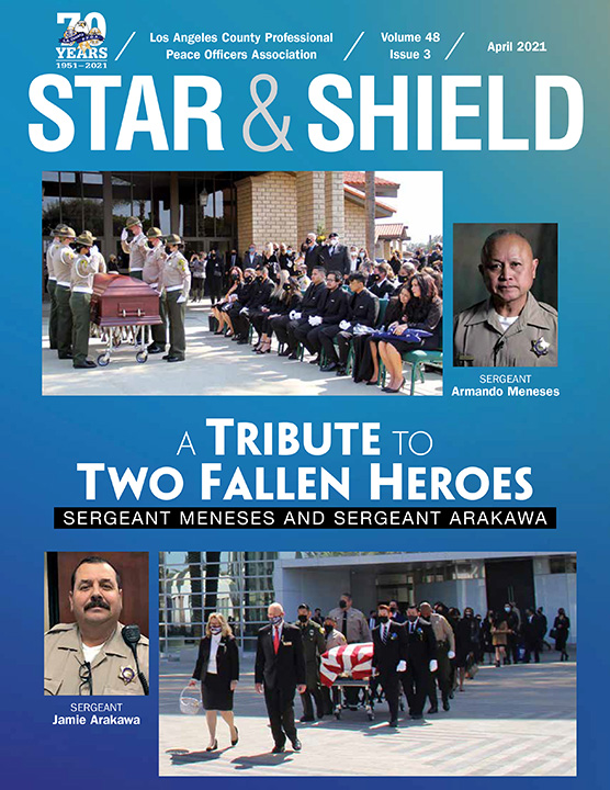 Star & Shield – April 2021