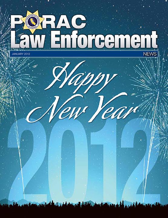 PORAC Law Enforcement News – January 2012