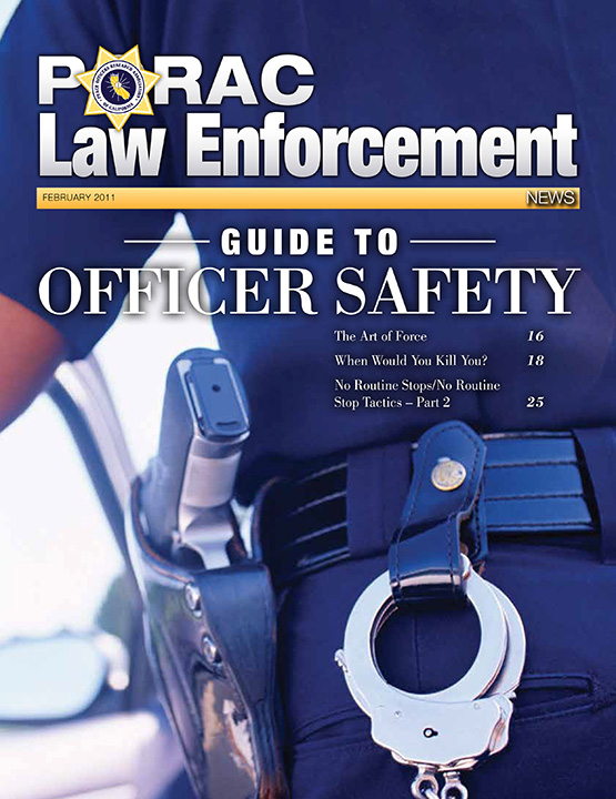 PORAC Law Enforcement News – February 2011