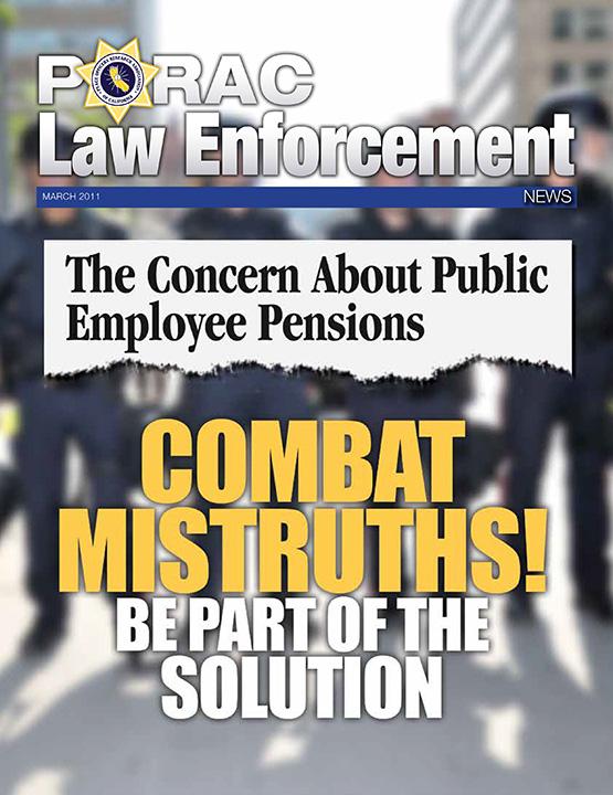 PORAC Law Enforcement News – March 2011