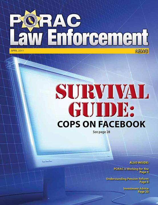 PORAC Law Enforcement News – April 2011