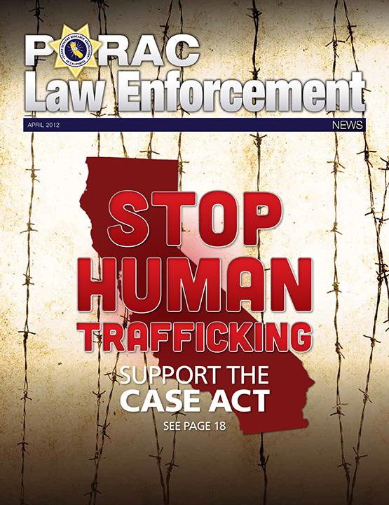 PORAC Law Enforcement News – April 2012