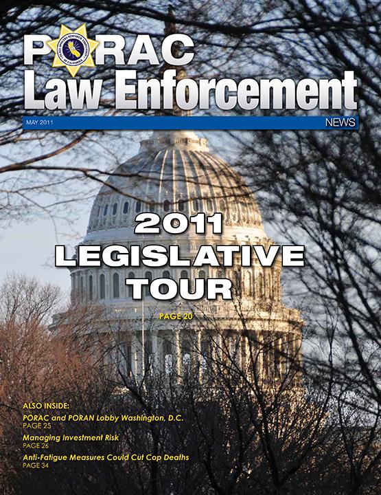 PORAC Law Enforcement News – May 2011