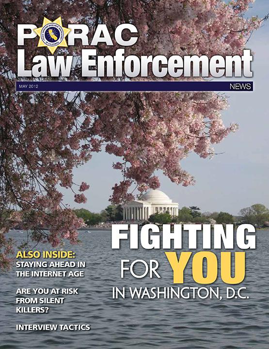 PORAC Law Enforcement News – May 2012