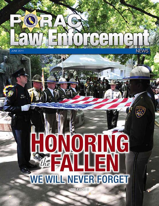 PORAC Law Enforcement News – June 2011