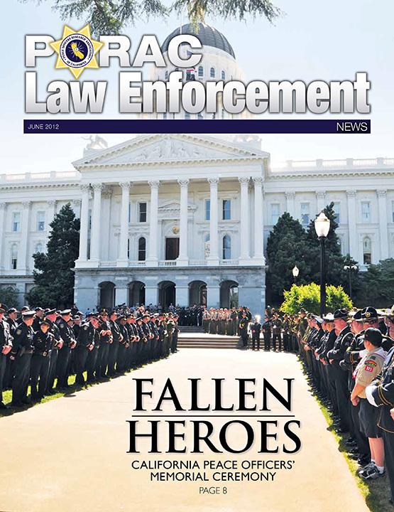 PORAC Law Enforcement News – June 2012