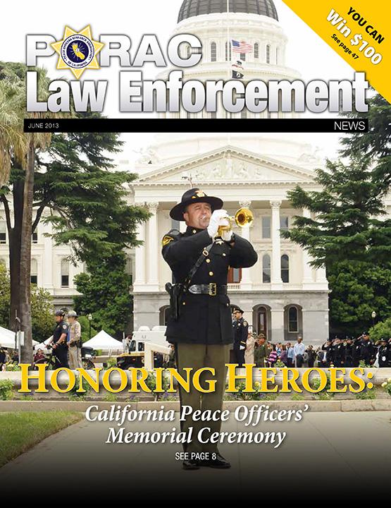 PORAC Law Enforcement News – june 2013