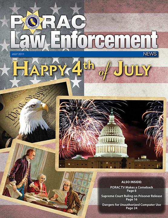 PORAC Law Enforcement News – July 2011
