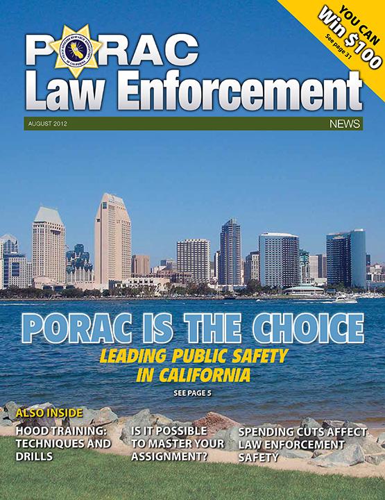 PORAC Law Enforcement News – August 2012