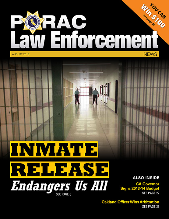 PORAC Law Enforcement News – August 2013
