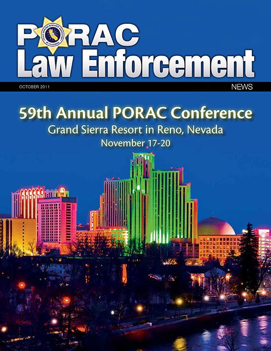 PORAC Law Enforcement News – October 2011