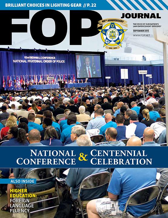 FOP Journal – Fall 2015