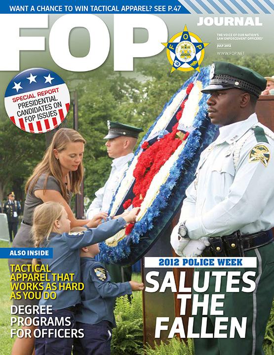 FOP Journal – Summer 2012