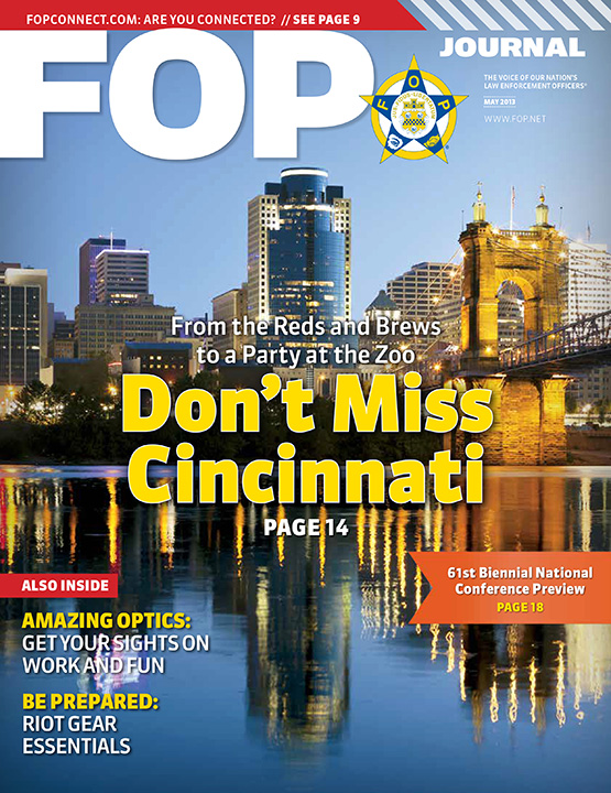 FOP Journal – Summer 2013