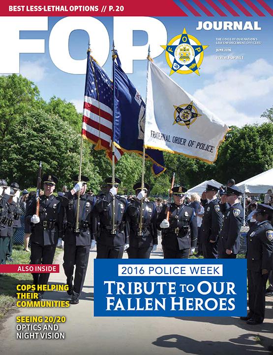 FOP Journal – Summer 2016