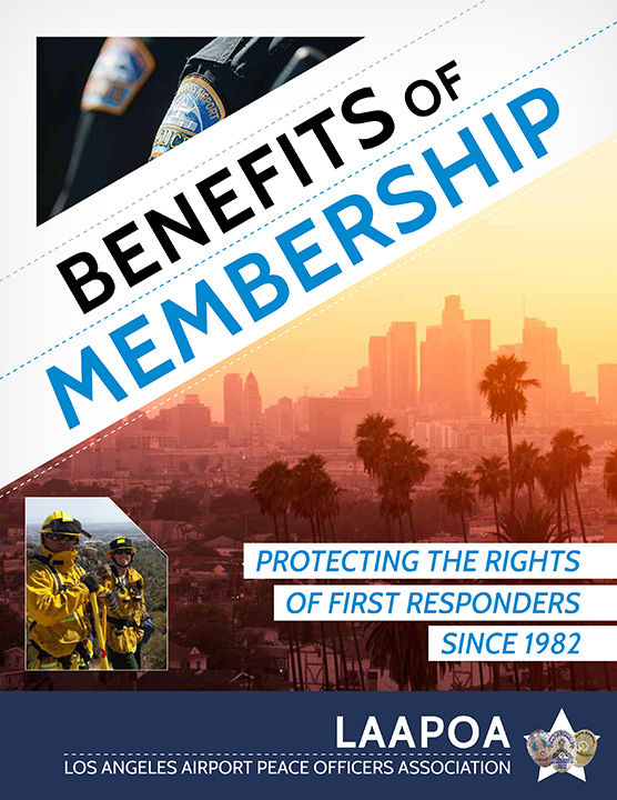 LAAPOA Benefits of Membership Brochure 2021