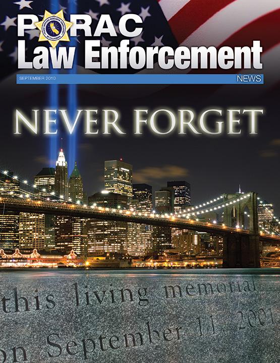 PORAC Law Enforcement News – September 2010