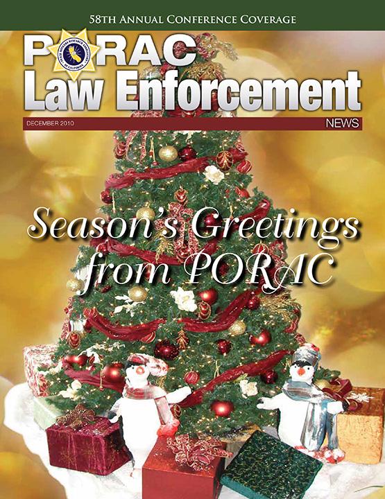 PORAC Law Enforcement News – December 2010